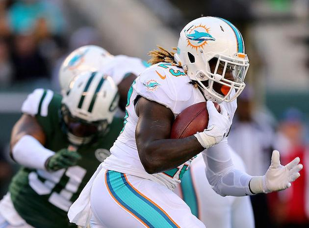 Ajayi's fantasy value took one in the shorts when Foster applied pen to paper. (Getty)