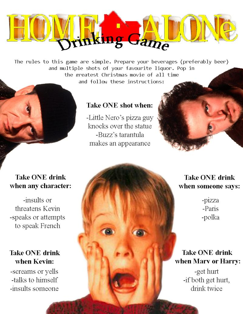 8 holiday movie drinking games to make your marathon turnt when you ...