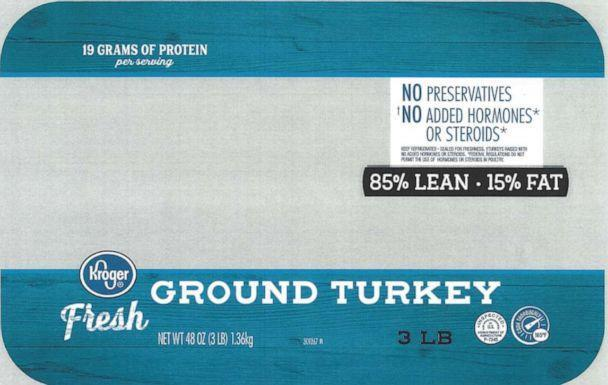 PHOTO: Butterball, LLC recalls ground turkey products due to possible foreign matter contamination according to the USDA. (USDA)