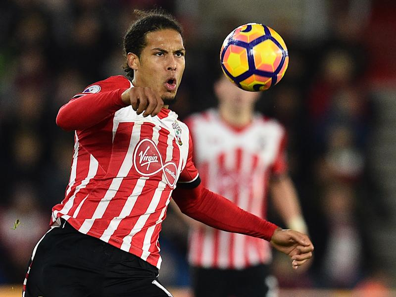 Southampton in big statement to Chelsea, Liverpool over Van Dijk