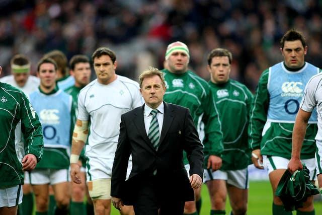 Coming fourth in the 2008 Six Nations was Ireland's worst finish in the championship since 1999 (Julien Behal/PA).