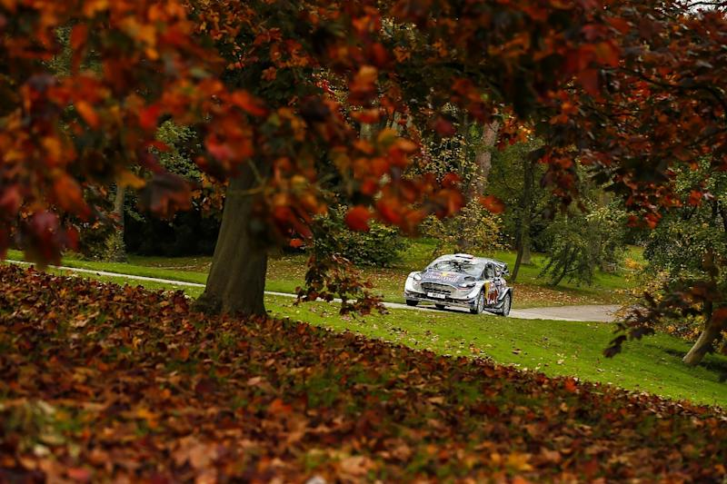FIA blocks 'radical' Rally GB stage plan