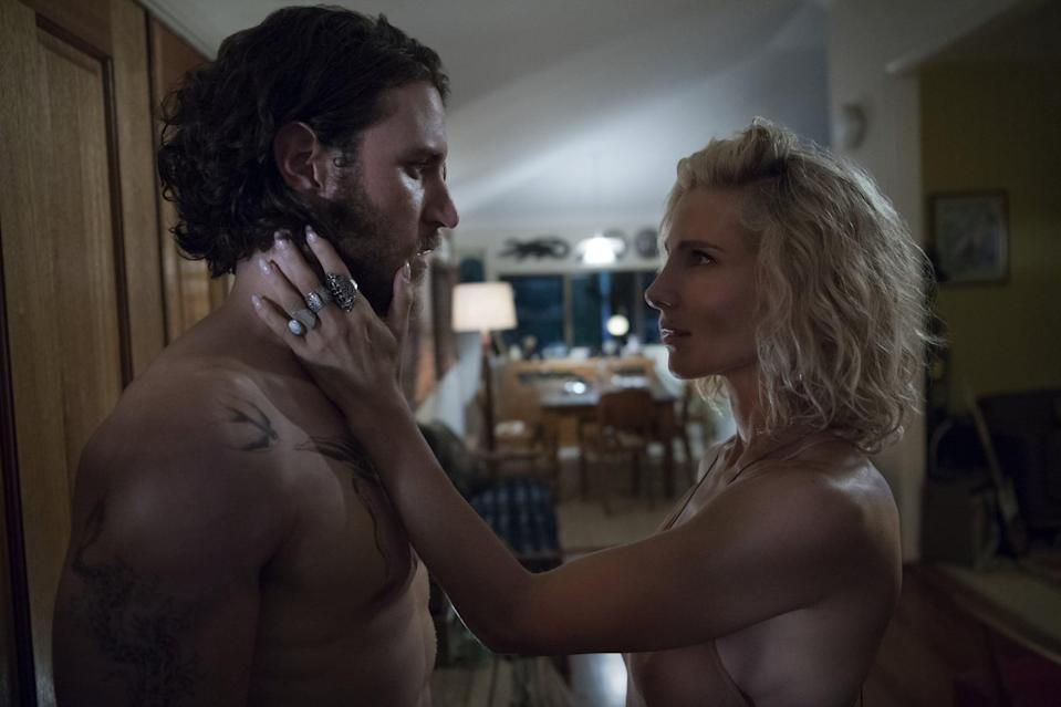 """<p>In this Australian series, an ex-con returns to her fishing village of Orphelin Bay to discover a decades-long conspiracy involving half-siren, half-human residents.</p> <p><a href=""""http://www.netflix.com/title/80191239"""" class=""""link rapid-noclick-resp"""" rel=""""nofollow noopener"""" target=""""_blank"""" data-ylk=""""slk:Watch Tidelands on Netflix now""""> Watch <strong>Tidelands</strong> on Netflix now</a>.</p>"""