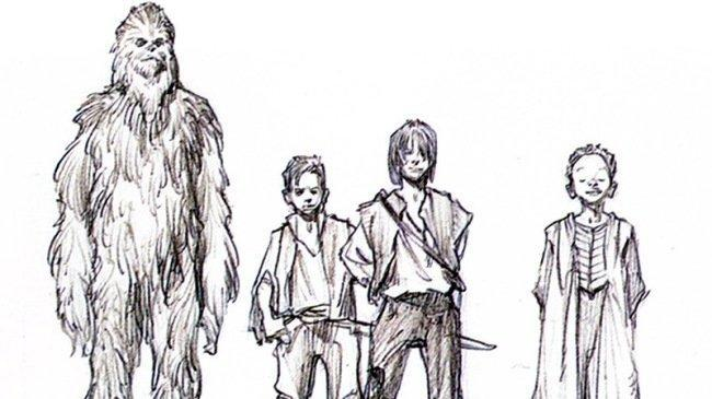 <p> <strong>What Was Cut:&#xA0;</strong>In early drafts of George Lucas&apos; script, a young Han Solo appears. </p> <p> He&apos;s being raised by Chewbacca on Kashyyk, and even meets Yoda, whom he gives a clue about the whereabouts of General Grievous. Lucas commissioned concept art for a young Solo, but then dumped him from the script. </p> <p> <strong>If It Had Stayed In:&#xA0;</strong>It would have been undeniably awful, exacerbating the prequels&apos; problem of an over-connected, ever-shrinking universe to intolerable proportions.&#xA0; </p>