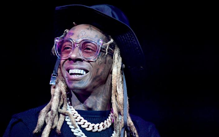 Amongst those Trump has pardoned are rappers Lil Wayne and Kodak Black. - Frazer Harrison/Getty Images North America