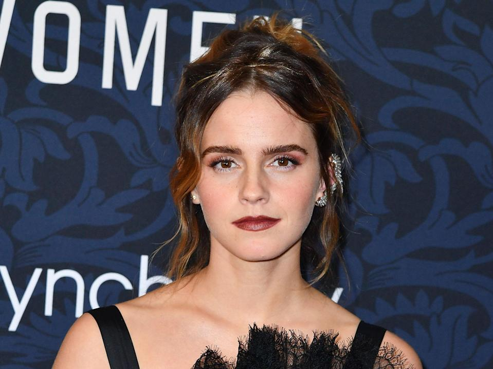 <p>Emma Watson's manager clarifies rumours, says she is not retiring from acting</p> (Getty Imges)