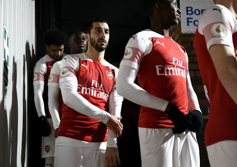 Arsenal, Mkhitaryan in talks over missing Europa League final