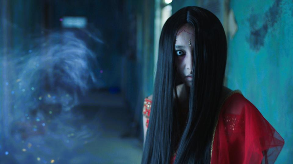 A ghost in The Ferryman: Legends Of Nanyang. (Photo: iQiyi)