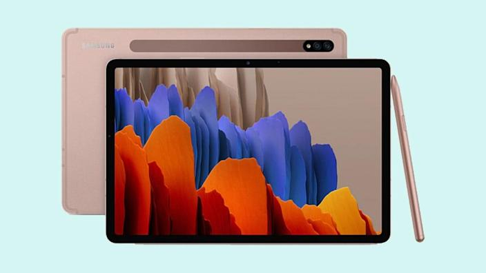 Save as much as $600 on the Galaxy Tab S7+ tablet—but don't wait, since this event won't last long.