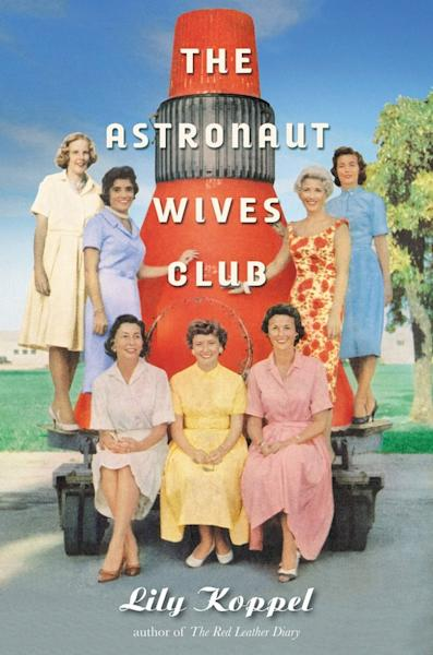 "The new book ""Astronaut Wives Club"" (Grand Central Publishing, June 2013) by Lily Koppel reveals what life was really like for spouses of the Mercury, Gemini and Apollo astronauts."