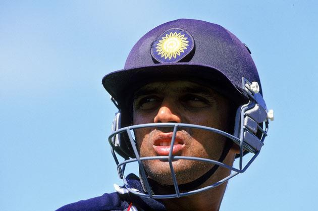 Dravid broke through on the 1996–97 tour of South Africa. He batted at No. 3 in the third Test in Johannesburg, scoring his maiden century with 148 and 81, en route to winning his first man of the match award.