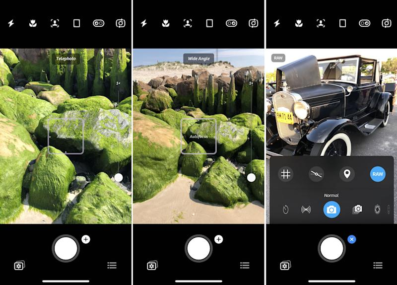 You like snapping photos on your iPhone. But you find the default Camera app