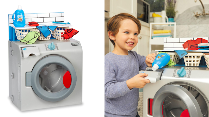 Best gifts and toys for 2-year-olds: Little Tikes Washer / Dryer
