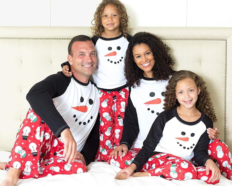 These Matching Family Pajamas Are So Good, You'll Need ...