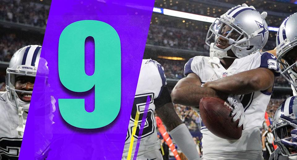 <p>There won't be many better wins in the entire NFL regular season than the Cowboys beating the Saints last week. It might end up being the win that gets them a division title. (Dallas Cowboys) </p>