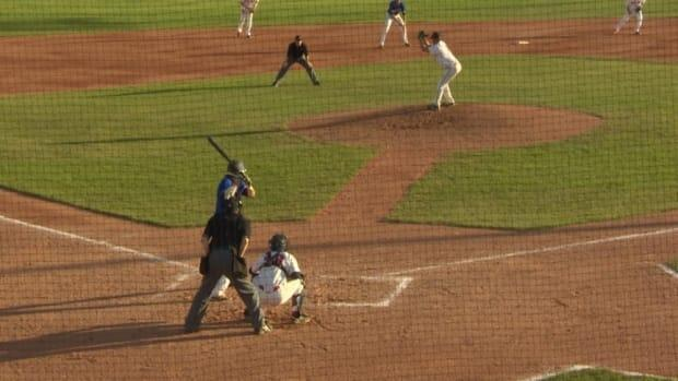 For the second year in a row the Regina Red Sox will not play any games at Currie Field. (CBC - image credit)