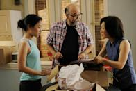 """<p>This comedy, which centers on a Korean Canadian family that runs a Toronto convenience store, is a hit with fans and critics alike for weaving sharp dialogue with cutting humor and deeply relatable family dynamics. </p> <p><a href=""""https://www.netflix.com/title/80199128"""" rel=""""nofollow noopener"""" target=""""_blank"""" data-ylk=""""slk:Available to stream on Netflix"""" class=""""link rapid-noclick-resp""""><em>Available to stream on Netflix</em></a></p>"""