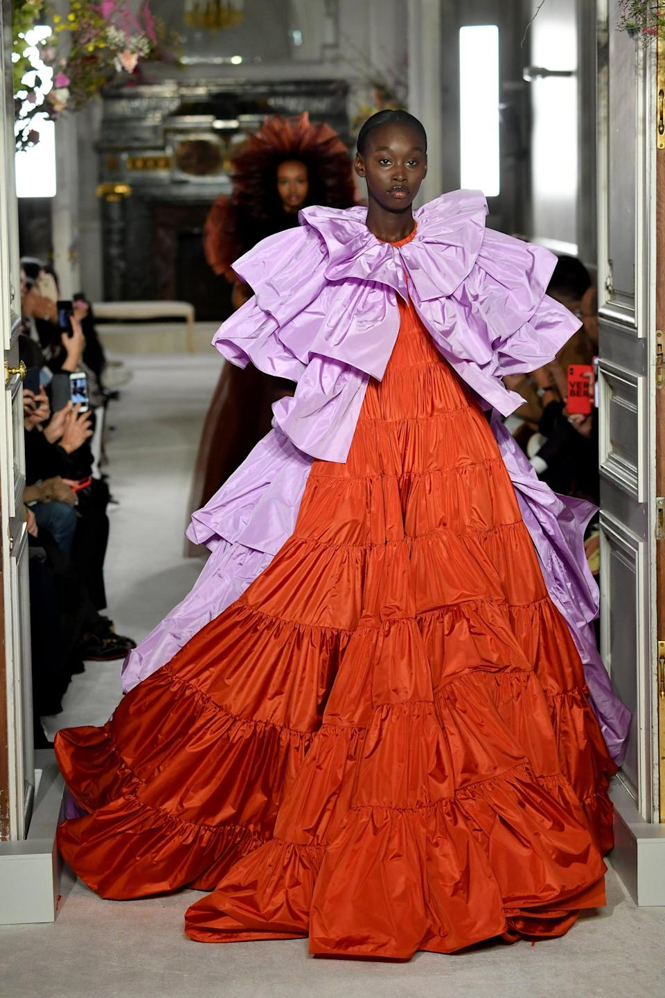 <p>At age three, Sabah Koj fled war-torn Sudan to settle in Australia where, many years later, she became the first African model in history to open a show at Mercedes Benz Fashion Week Australia. Since then, she has pushed to grow her career, walking for Armani, Miu Miu, and Balmain.</p>