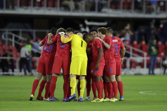 Congratulations, USMNT. You've qualified for Euro 2020 in our hypothetical exercise. Now what? (AP)