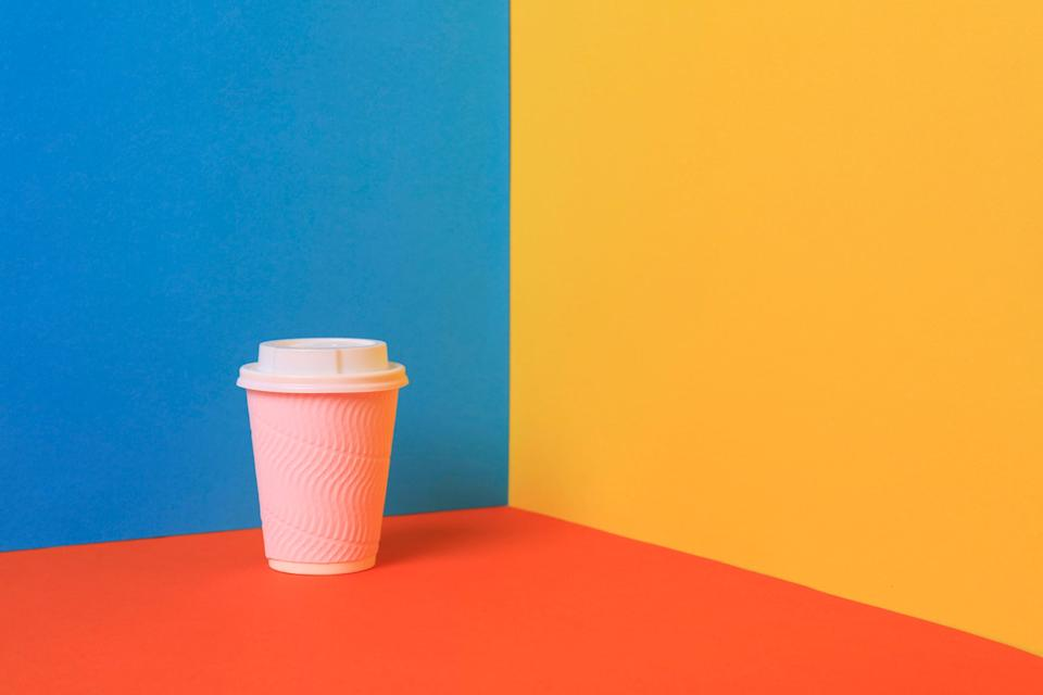 <p>Hot date: a coffee lends a walk purpose</p> (Getty Images/iStockphoto)