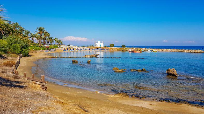 <p>Off the coast of Turkey in the Mediterranean Sea, this tiny island nation is perfect for a run-in-the-morning, beach-in-the-afternoon vacation. Jog beside the crystal blue water and hop in for a dip to cool off if the sun is getting to you.</p>