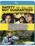 Safety Not Guaranteed Box Art