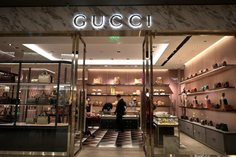 Gucci owner Kering warns of fall in first-quarter sales
