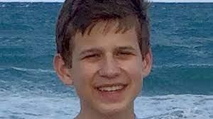 <p>Kyle Plush, 16, from Ohio, seen here in a family hand out, died in 2018 after being crushed by a seat in a mini van</p> (Plush family)