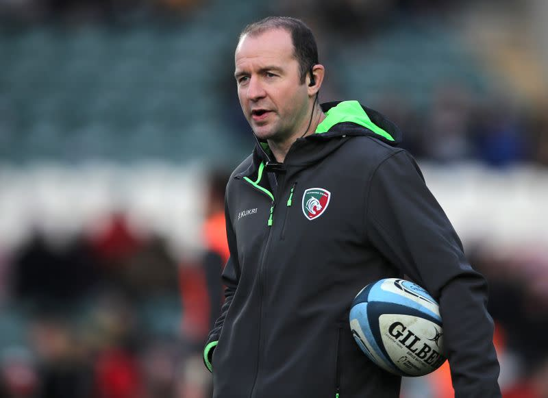 Premiership - Leicester Tigers v Exeter Chiefs