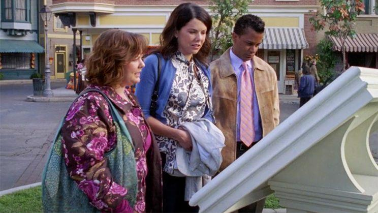 Melissa McCarthy, Lauren Graham, and Yanic Truesdale (Credit: WB)