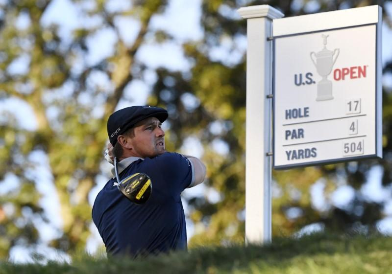 DeChambeau has no plans to abandon aggressive style headed into U.S. Open finale