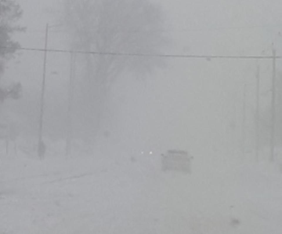 Whiteout conditions, 100 km/h wind gusts possible across the Prairies