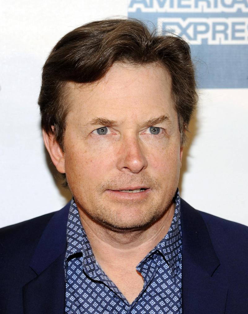 "FILE - In this April 28, 2012 file photo, actor Michael J. Fox attends the premiere of ""The Avengers"" during the 2012 Tribeca Film Festival in New York. Fox is planning a return to series TV and will star in a sitcom that's in development at Sony Pictures Television according to people familiar with the situation who spoke on condition of anonymity. (AP Photo/Evan Agostini, file)"