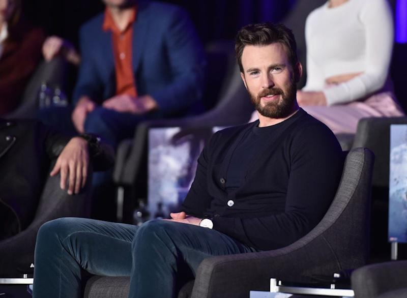 """""""I'm trying to create connectivity between the elected officials and their constituents,"""" says Chris Evans."""