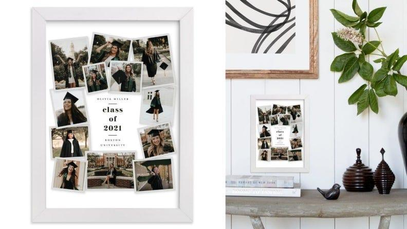 Best Graduation Gifts for Him: Minted photo collage