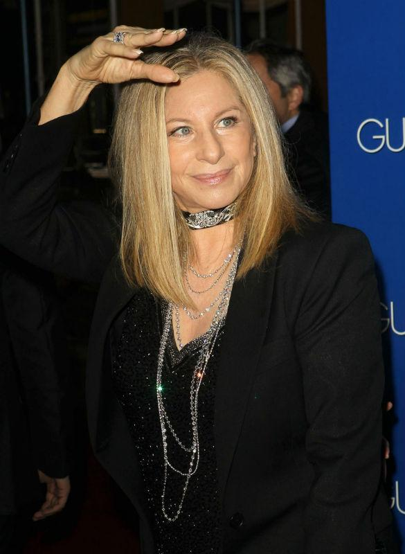 Barbra Streisand: 'My Dog Speaks In English!'