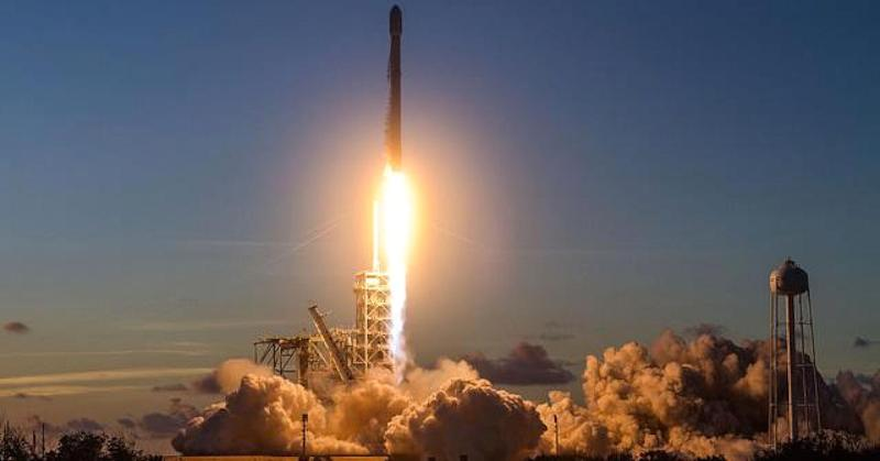 Highly classified US spy satellite appears to be a total loss after SpaceX launch