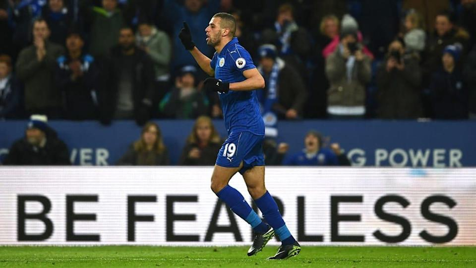 Islam Slimani | Laurence Griffiths/Getty Images