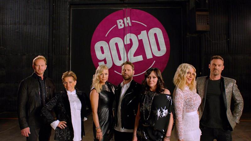 BH90210 will not return for a second season on Fox