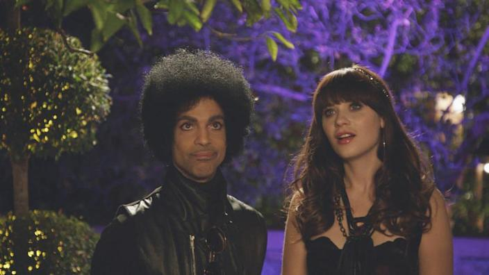 "The beautiful way ""New Girl"" is paying tribute to Prince"