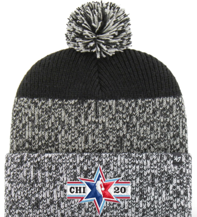 NBA All-Star Game Static '47 Cuff Hat