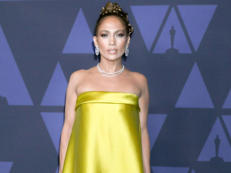 Jennifer Lopez credits 'finding herself' for successful year