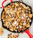 """<p>If you can't get enough of Reese's, this is the dessert for you.</p><p>Get the recipe from <a href=""""https://www.delish.com/cooking/recipe-ideas/recipes/a45681/reeses-nachos-recipe/"""" rel=""""nofollow noopener"""" target=""""_blank"""" data-ylk=""""slk:Delish"""" class=""""link rapid-noclick-resp"""">Delish</a>.</p>"""