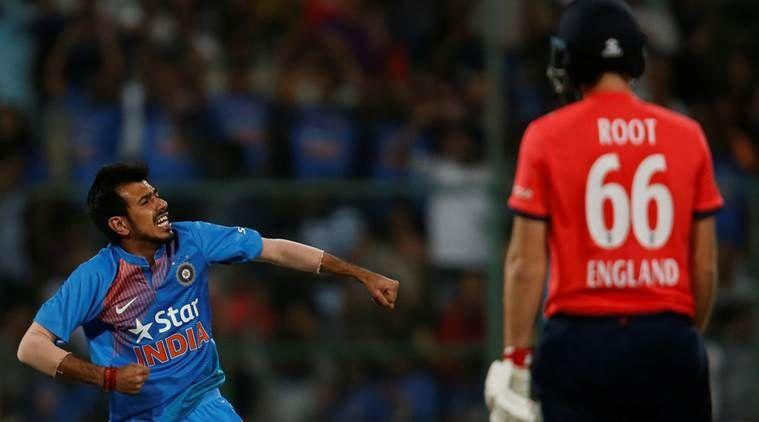 His best performance in the Indian jersey came earlier this year in a T20I against England