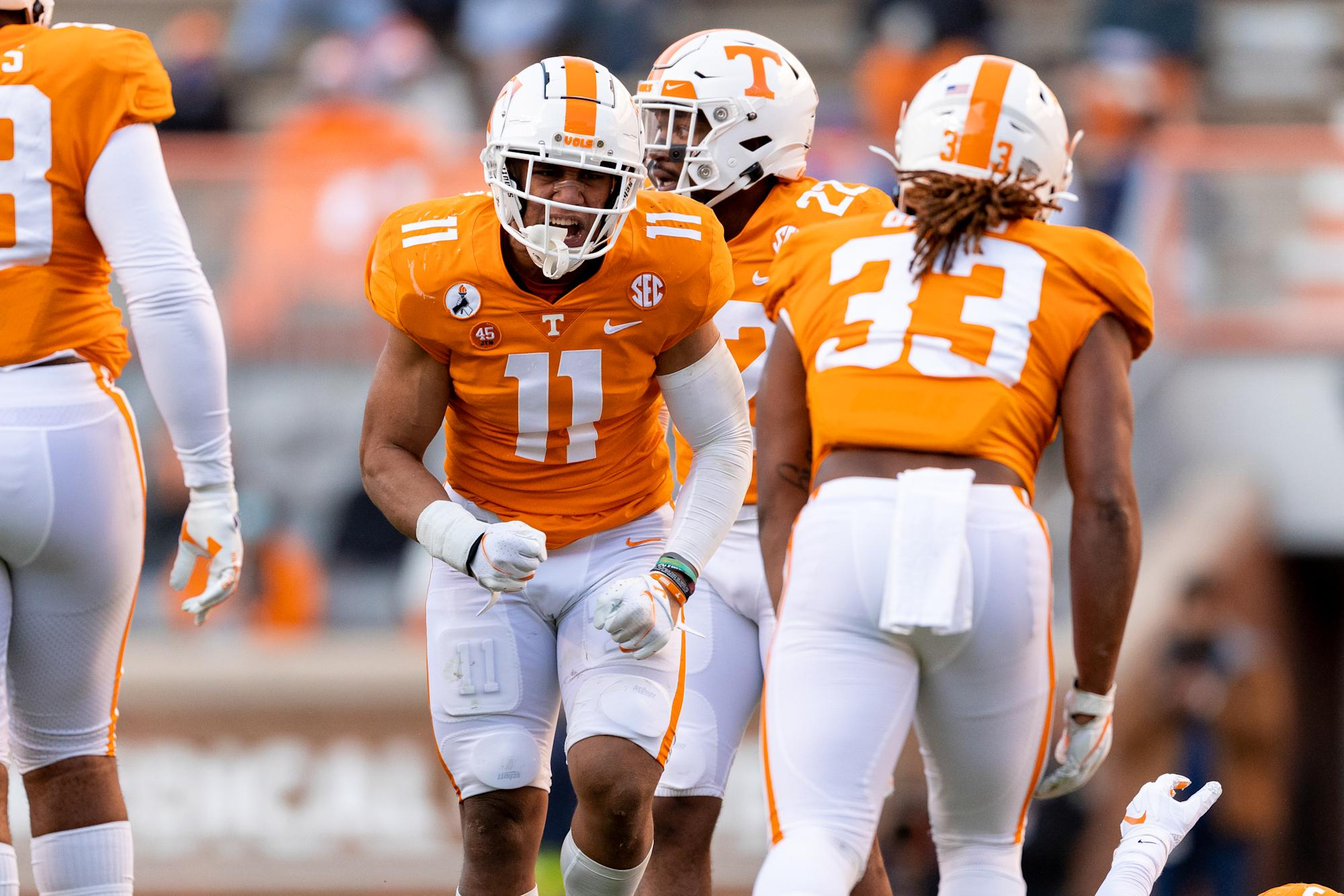 After firing of Jeremy Pruitt, 4 Tennessee starters enter transfer portal -