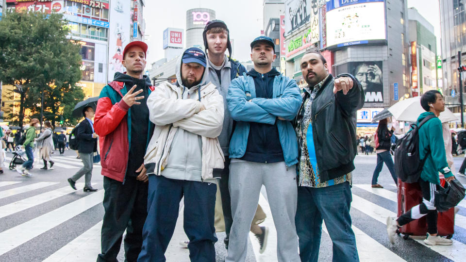 'People Just Do Nothing: Big In Japan' serves as a globe-trotting follow-up to the popular BBC series. (Universal)