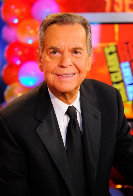 Dick Clark is seen at 'Dick Clark's New Year's Rockin' Eve with Ryan Seacrest' in Times Square in New York City on December 31, 2010  -- Getty Premium