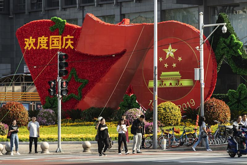 China Screens Patriotic Movies to Whip Up Nationalistic Fervor
