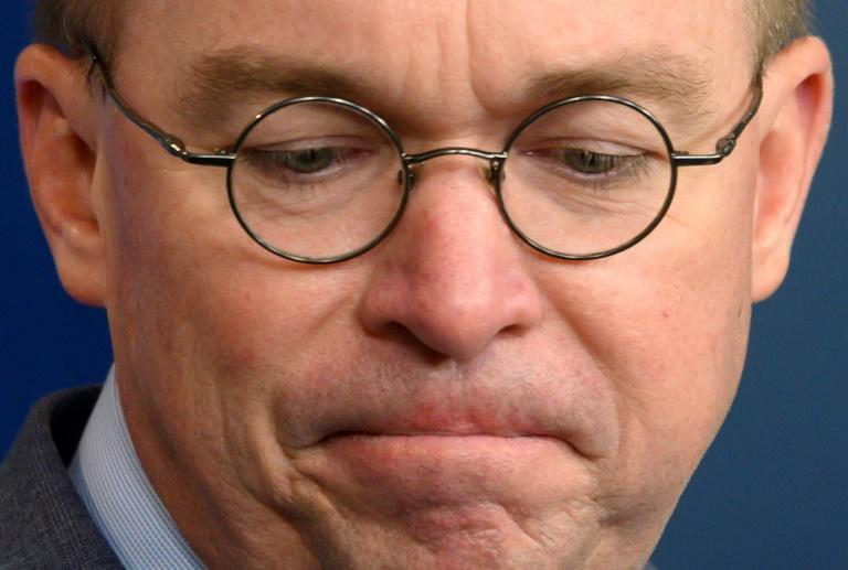 Former White House acting chief of staff Mick Mulvaney was the latest to leave the White House
