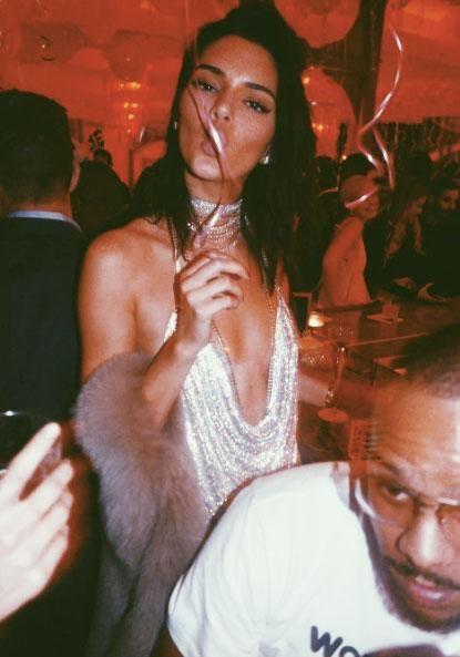 Kendall Jenner celebrated her 21st birthday at LA celeb hotspot <i>Delilah</i>, so Be decided to check it out. Source: Instagram